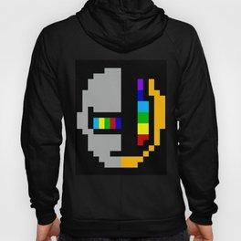 Daft minimal pixel Hoody