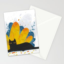 Cat life Stationery Cards