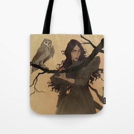 Lechuza Tote Bag