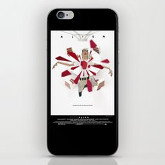In space no one can hear you scream  iPhone & iPod Skin