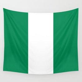 Flag of Nigeria - Nigerian Flag Wall Tapestry