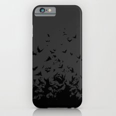 An Unkindness of Ravens (Grey) iPhone 6s Slim Case
