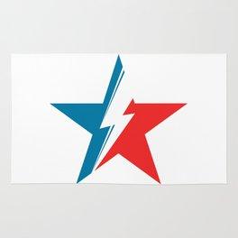 Bowie Star white Rug