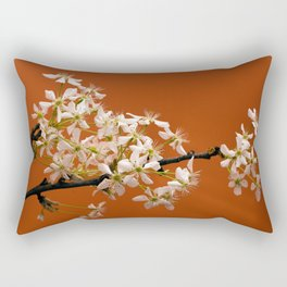 Spring bloom -2 Rectangular Pillow