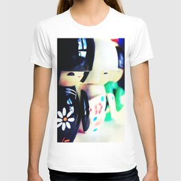 Japanese Dolls T-shirt