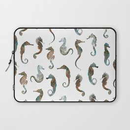 Sea Horses Patten Laptop Sleeve