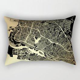 Oakland Color Rectangular Pillow
