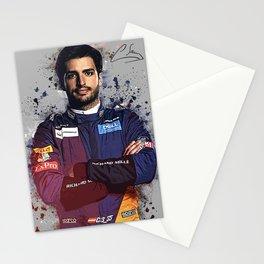 Carlos Sainz Stationery Cards