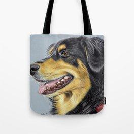 Dog Portrait 01 Tote Bag