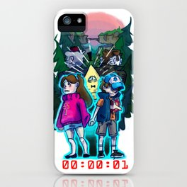 Not What He Seems iPhone Case