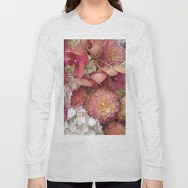 517 - Flowers Long Sleeve T-shirt