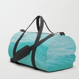 Beach photograph. Hermosa Beach. Lull Duffle Bag