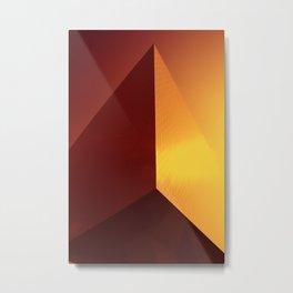 Architecture 3000 Metal Print
