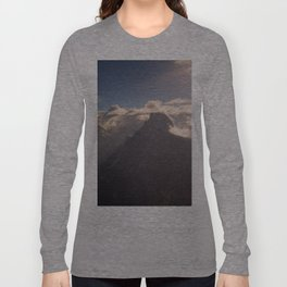 Sunrays Over Half Dome Long Sleeve T-shirt