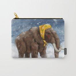 Babushka Mammoth Carry-All Pouch