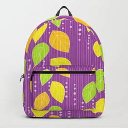 SOUND LEAVES Backpack