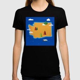 Washington Island T-shirt