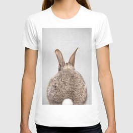 Rabbit Tail - Colorful T-shirt