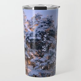 Winter Panorama Travel Mug