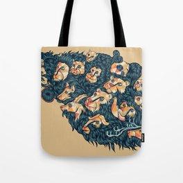 Leave no one behind Tote Bag