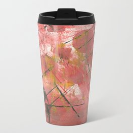 Uh Huh! Metal Travel Mug