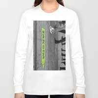 street Long Sleeve T-shirts featuring street by habish