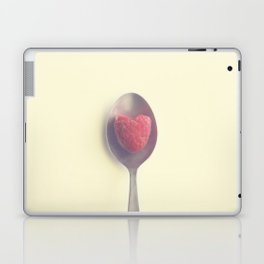 Raspberry love Laptop & iPad Skin