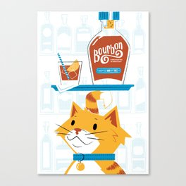 Buy You A Drink Canvas Print