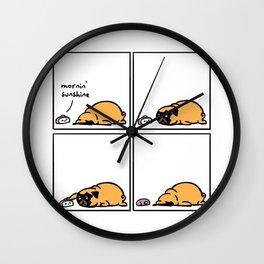 Not Now Clock Wall Clock