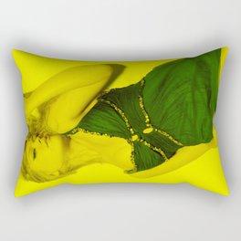 Amber Heard - Celebrity Rectangular Pillow