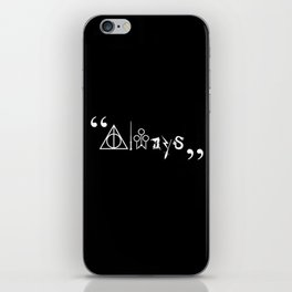 Always and For Ever iPhone Skin