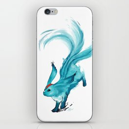 Carbuncle iPhone Skin