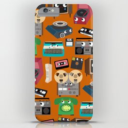 Inconsolable Sadness of technology past it's prime iPhone Case