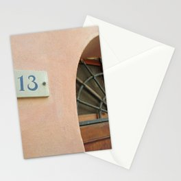 13 - Wrought Iron Door Stationery Cards