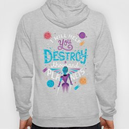 A Thousand Planets Hoody
