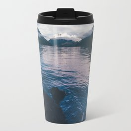 Lake in the Sky II Travel Mug