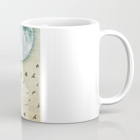 luna mohawk  Mug