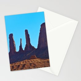 Blue Sky & Rock Stationery Cards