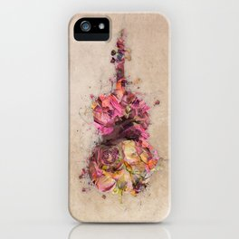 Double bass iPhone Case