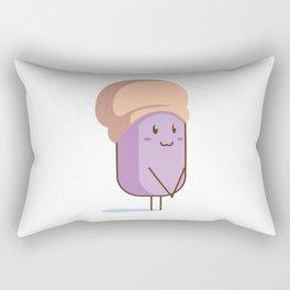 Violet Owt Rectangular Pillow