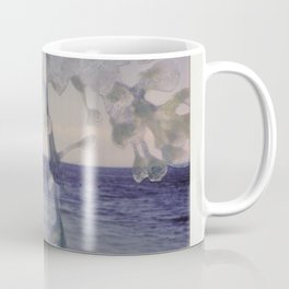 Floral Daydreaming; cherry blossom Coffee Mug