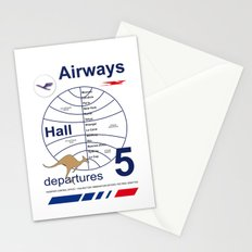 Airport and Airways Vintage Decoration Print Posters Stationery Cards