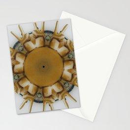 Kaleidoscope Decor 3 Stationery Cards