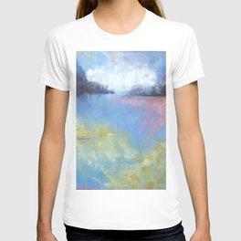 Memory of Lake crescent T-shirt