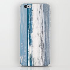 Rocking ocean iPhone & iPod Skin