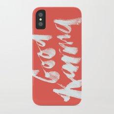 Good Karma Slim Case iPhone X