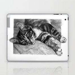 Resting Kitty G064 Laptop & iPad Skin