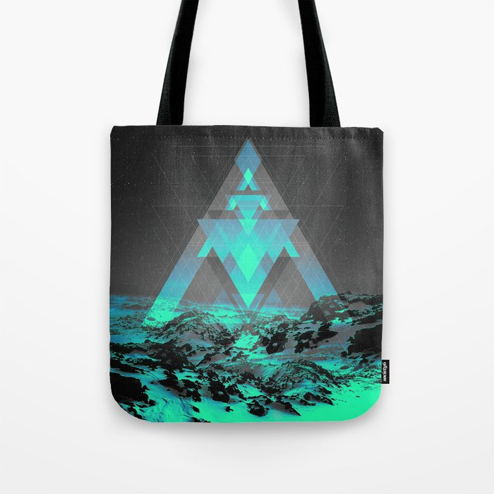 Neither Real Nor Imaginary II Tote Bag
