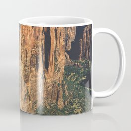 Route to Angel's Landing Coffee Mug