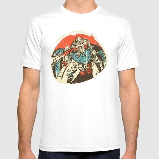 Mechanical Mayhem T-shirt